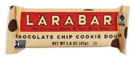 Larabar - Chocolate Chip Cookie Dough Bar - 1.6 oz., from category: Nutritional Bars