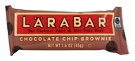 Larabar - Chocolate Chip Brownie Bar - 1.6 oz., from category: Nutritional Bars