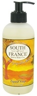 South of France - Liquid Soap Moisturizing Shea Butter - 12 oz.