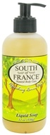 South of France - Liquid Soap Refreshing Lemon Mint - 12 oz.