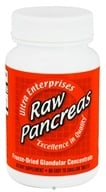 Ultra Enterprises - Raw Pancreas 200 mg. - 60 Tablets