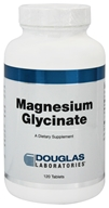 Douglas Laboratories - Magnesium Glycinate - 120 Tablets, from category: Professional Supplements