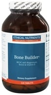 Ethical Nutrients - Bone Builder MCHC With Magnesium Boron & Vitamin D - 220 Tablets (098129010048)