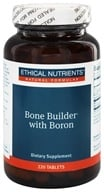 Ethical Nutrients - Bone Builder With Boron - 220 Tablets, from category: Professional Supplements