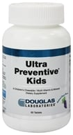Douglas Laboratories - Ultra Preventive Kids Natural Grape Flavor - 60 Tablets