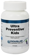 Douglas Laboratories - Ultra Preventive Kids Natural Grape Flavor - 60 Tablets, from category: Professional Supplements