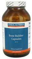 Ethical Nutrients - Bone Builder Capsules - 220 Capsules - $20.20