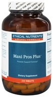 Ethical Nutrients - Maxi Pros Plus - 225 Tablets, from category: Professional Supplements