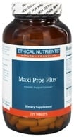 Ethical Nutrients - Maxi Pros Plus - 225 Tablets by Ethical Nutrients