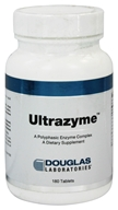 Douglas Laboratories - Ultrazyme - 180 Tablets