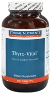 Ethical Nutrients - Thyro-Vital - 180 Tablets - $26.19