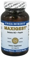 Ethical Nutrients - Maxigest - 120 Tablets by Ethical Nutrients