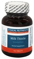 Ethical Nutrients - Milk Thistle - 120 Tablets (098129055063)