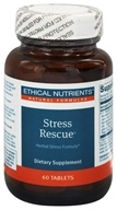 Ethical Nutrients - Stress Rescue - 60 Tablets by Ethical Nutrients