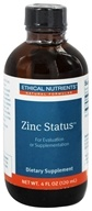 Ethical Nutrients - Zinc Status - 4 oz. (098129010413)