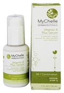 MyChelle Dermaceuticals - Vitamin A Plus Serum - 1 oz. by MyChelle Dermaceuticals