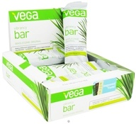 Image of Vega - Plant Based Vibrancy Bar Wholesome Original - 1.8 oz.