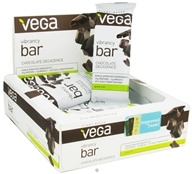 Image of Vega - Plant Based Vibrancy Bar Chocolate Decadence - 1.8 oz.