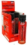 MuscleMeds - Carnivor RTD Liquid Protein Shot Variety Pack Power Punch & Orange Blast - 6 Pack by MuscleMeds