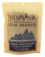 Himalania - Dark Chocolate Covered Goji Berries - 6 oz. by Himalania