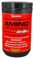 MuscleMeds - Amino Decanate Professional Strength Amino Acid Formula Citrus Lime - 12.7 oz.