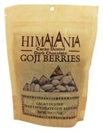 Himalania - Cacao Dusted Dark Chocolate Goji Berries - 6 oz. - $9.68