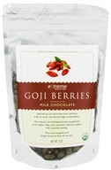 Image of Extreme Health USA - Goji Berries covered with Milk Chocolate - 6 oz.