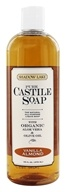 Shadow Lake - Pure Castile Soap Vanilla Almond - 16 oz. (011013630160)