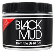 Sea Minerals - Black Mud All Natural Facial Mask from the Dead Sea - 3 oz. by Sea Minerals