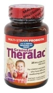 Master Supplements - Children's Theralac Mulit-Strain Probiotic - 30 Grams