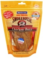 Smokehouse Pet Products - Chicken Barz Dog Treats - 4 oz. (078565843127)