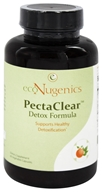 EcoNugenics - PectaClear - 60 Vegetarian Capsules Formerly PectaSol Chelation Complex