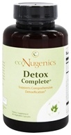 EcoNugenics - Detox Complete - 60 Vegetarian Capsules, from category: Professional Supplements