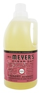 Mrs. Meyer's - Clean Day Laundry Detergent Concentrated 64 Loads Rosemary - 64 oz.