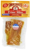 "Smokehouse Pet Products - Prime Slice For Dogs 4"" - 2 Pack by Smokehouse Pet Products"