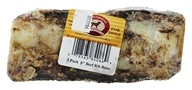 Image of Smokehouse Pet Products - Beef Rib Bone For Dogs - 6 in.