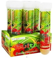 Protica Nutritional Research - FruitAsia RTD Fruit and Vegetable Shot Juicy Dutch Apple - 2.9 oz. by Protica Nutritional Research