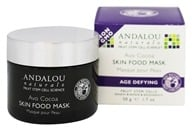 Andalou Naturals - Skin Food Mask Nourishing Avo Cocoa - 1.7 oz. (859975002270)