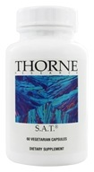 Thorne Research - S.A.T. with Meriva - 60 Vegetarian Capsules, from category: Professional Supplements