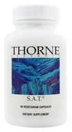Thorne Research - S.A.T. with Meriva - 60 Vegetarian Capsules by Thorne Research