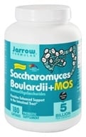 Jarrow Formulas - Saccharomyces Boulardii + MOS - 180 Vegetarian Capsules, from category: Nutritional Supplements