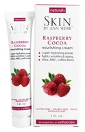 Image of Skin by Ann Webb - Skin Organics Premium Nourishing Cream Raspberry Cocoa - 1 oz.