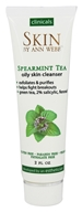 Skin by Ann Webb - Clinicals Spearmint Tea Oily Skin Cleanser - 2 oz. Formerly Skin Organics