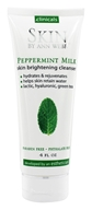 Image of Skin by Ann Webb - Skin Organics Peppermint Milk Hydrating Cleanser - 4 oz.