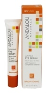 Andalou Naturals - Eye Serum Brightening Luminous - 0.6 oz.