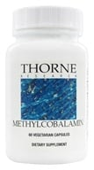 Image of Thorne Research - Methylcobalamin 1000 mcg. - 60 Vegetarian Capsules