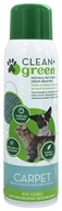 Clean + Green - Carpet & Upholstery Cleaner, Odor Eliminator & Stain Remover For Dogs & Cats - 14 oz., from category: Pet Care