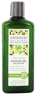Image of Andalou Naturals - Shower Gel Uplifting Citrus Verbena - 11 oz.