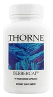 Thorne Research - Berbercap 200 mg. - 60 Vegetarian Capsules (693749760023)
