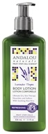 Andalou Naturals - Body Lotion Refreshing Lavender Thyme - 11 oz.